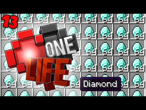RICHEST Player on the Server $$$$ - Minecraft One Life SMP EP13