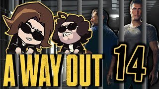 A Way Out: Robbery! - PART 14 - Game Grumps