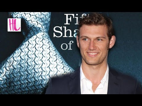 Alex Pettyfer Cast As Christian Grey in Fifty Shades of Grey