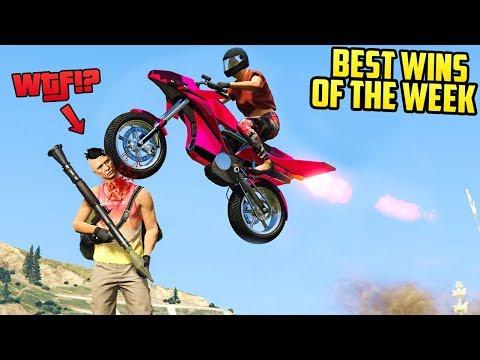 BEST WINS OF THE WEEK IN GTA ONLINE! (Ep. 46)
