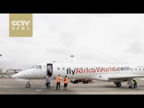 China-Africa aviation cooperation: AWA aims higher in regional market