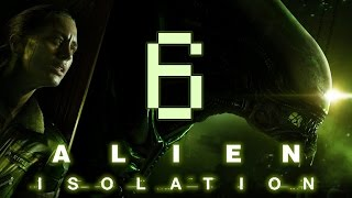 ALIEN ISOLATION| Gameplay Español | Capitulo #6 Centro médico