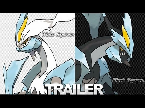 Pokemon Black 2/White 2 World Tournament Trailer