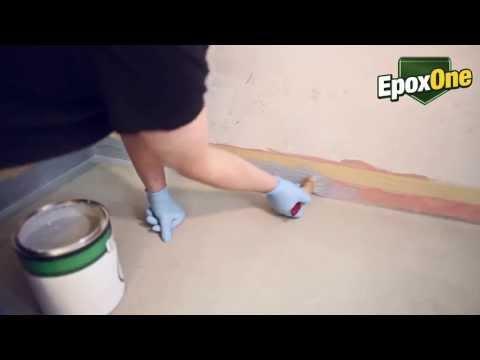 Epoksydowa posadzka garażowa - Zestaw #1001
