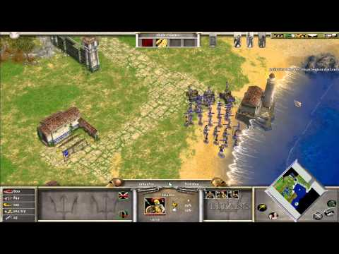 age of mythology o inicio 1#