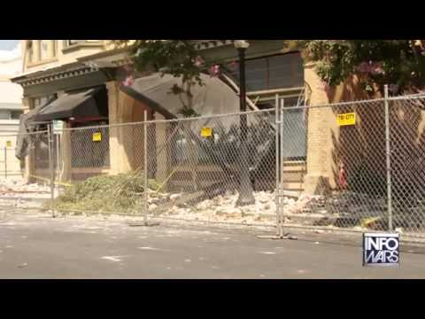 Earthquake Insurance Prices Cripple Napa Business