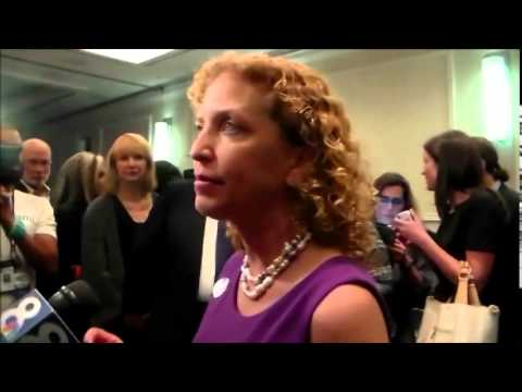 Debbie Wasserman Schultz Accuses Another Republican Of Giving Women 'Back Of The Hand'