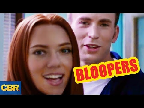 TRY NOT TO LAUGH At These 10 Hilarious Marvel Bloopers