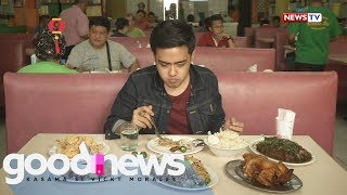 Good News: Chinese food trip sa Binondo kasama si Carl Cervantes!
