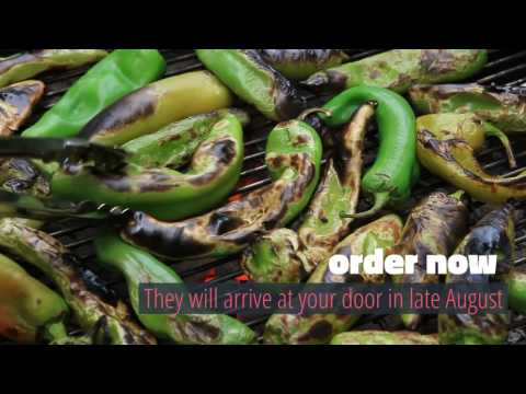 Fresh Hatch New Mexico Green Chile - Home Delivery - Free Shipping