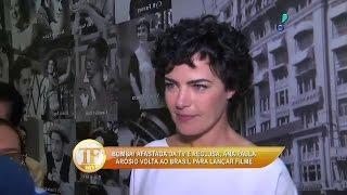 'Precisava desse tempo para voltar a ser eu', desabafa Ana Paula Arósio.