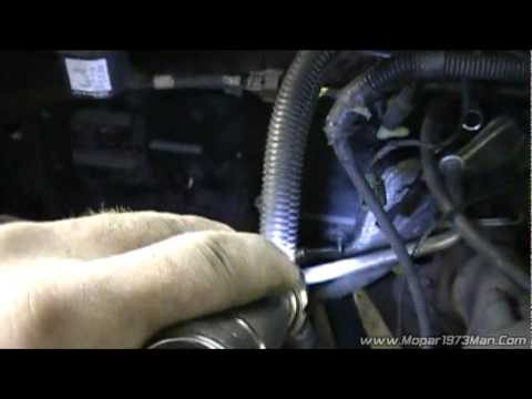 Dodge Ram Air Conditioning Evaporator Core Replacement