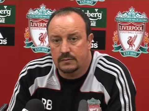 Pre match conference: Fulham v Liverpool FC