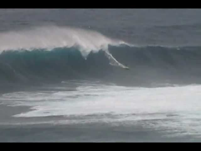 Big Wave Surfing at Jaws Maui January 4, 2012