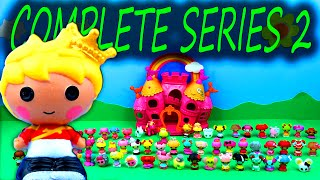 Lalaloopsy Tinies Complete Series 2 Collection Unboxing