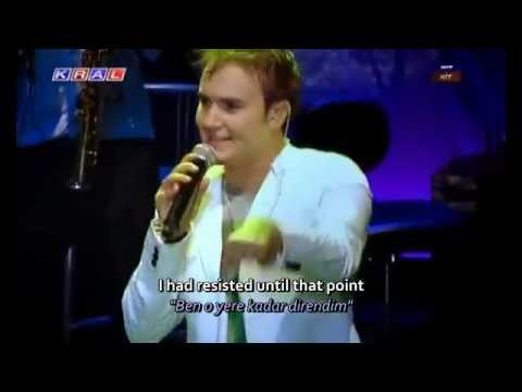 Mustafa Ceceli - Şarkı (Song) - English Translation Subtitled with Turkish Lyrics HQ.