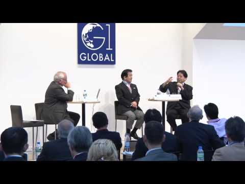 Towards 2020: How should Japan navigate its politics and economy?  (G1 Global Conference 2014)