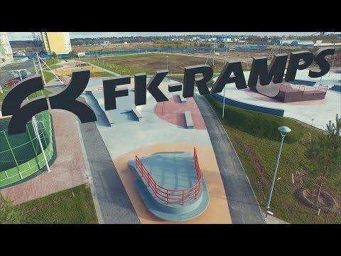Янино, второй бетонный скейт-парк Санкт-Петербурга. Финал