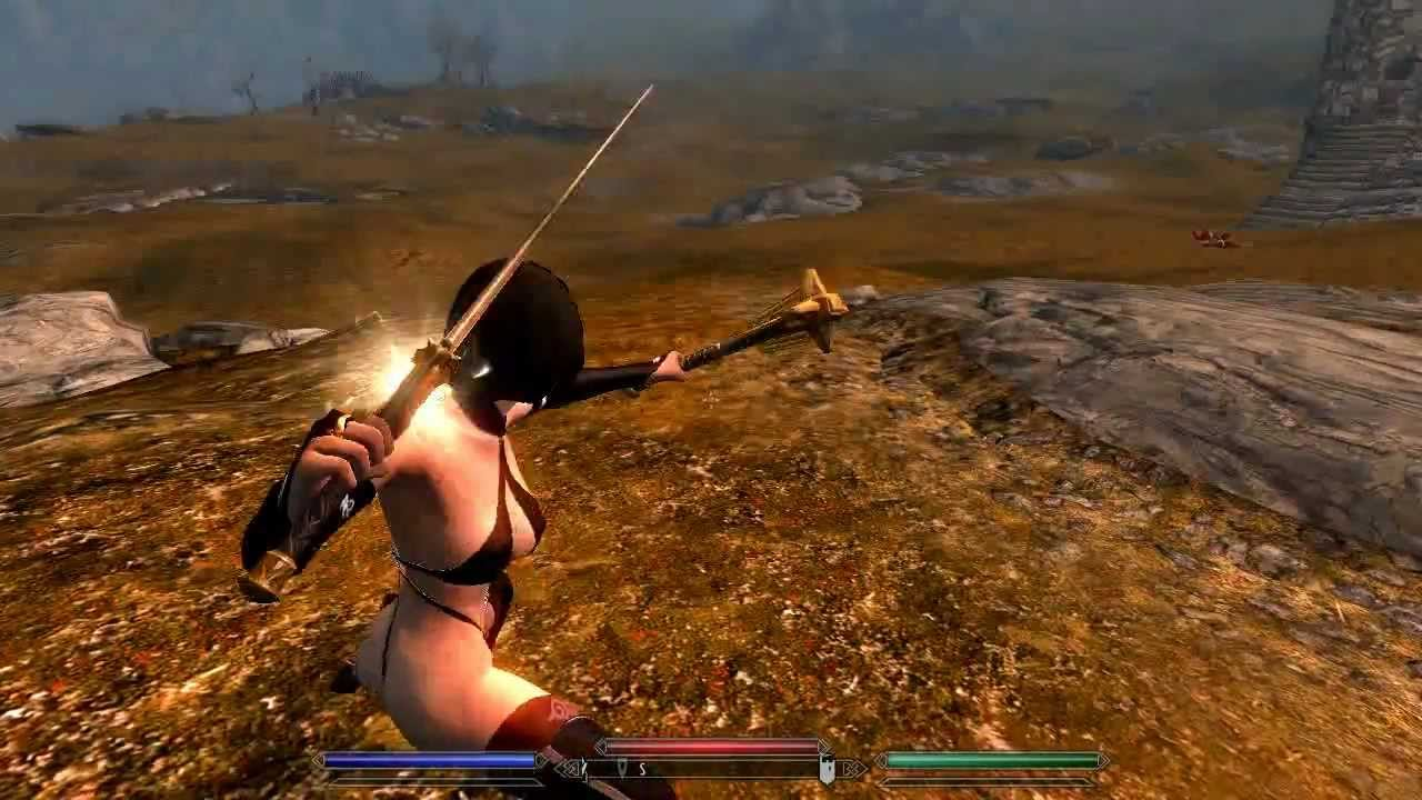 Freds More: Skyrim Animated Prostitution Mod - YouTube