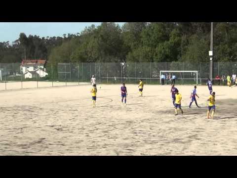 Futebol / 1� Distrital Aveiro / Canedo x �gueda / 1� Parte / VL21