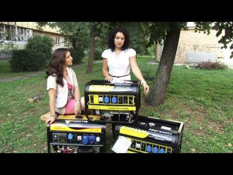 Видео как выбрать электрогенератор