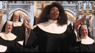 Sister act - I will follow him (with lyrics)