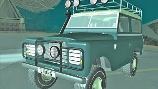 Land Rover Series 3 (Defender) for GTA San Andreas - by Chong McBong