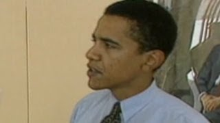A 14-year-old Obama video resurfaces in new GOP attack ad