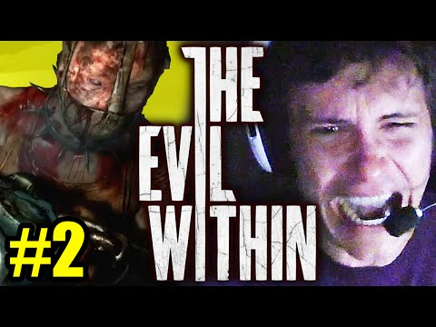 Let's Play THE EVIL WITHIN - I'M DEAD!! (Part 2)
