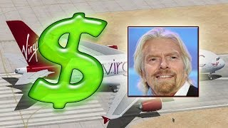 10 Expensive Things Owned By UK Billionaire Sir Richard Branson