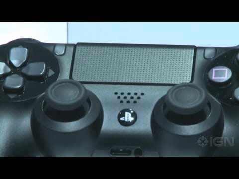 The PS4 Controller in Person - PlayStation Conversation