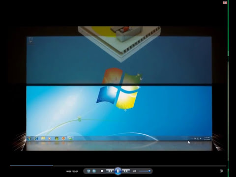 Windows 7 WMP full screen bug