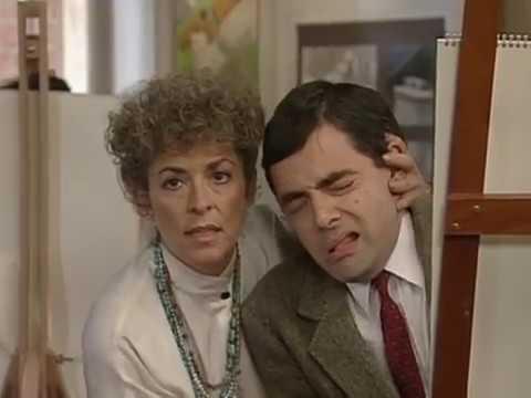Mr Bean az iskolában