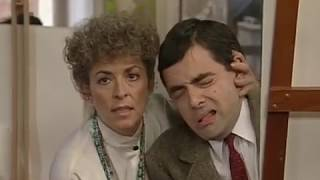 Mr Bean - Back to school -- Zurück zur Schule Mr Bean