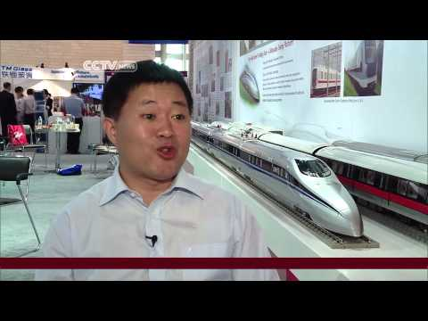 Chinese High Speed Rail System Receives Global Attention