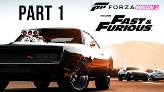 Forza Horizon 2 Presents Fast & Furious Gameplay Walkthrough Part 1