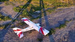 E-Flite Apprentice S 15e / New Pilot . First flight