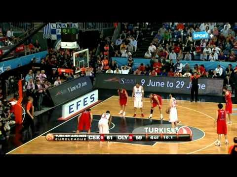 Sport+: Finale Euroleague 2011/12, CSKA v Olympiakos