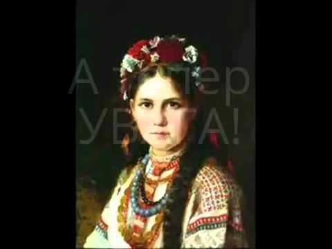 «В саду осіннім айстри білі»  як украли українську пісню