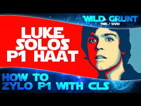 How To Solo P1 HAAT with Commander Luke Skywalker | Star Wars Galaxy of Heroes