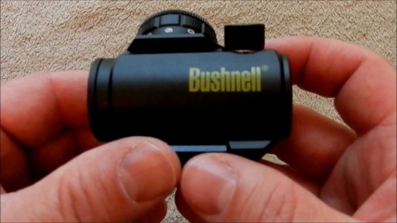 Bushnell Trs 25 Ultra Compact