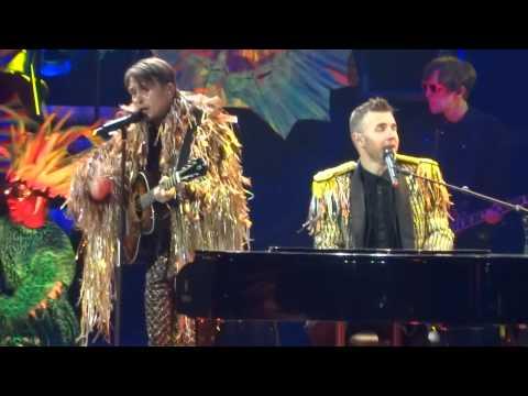 Take That - Up All Night - 28-4-15 Glasgow HD