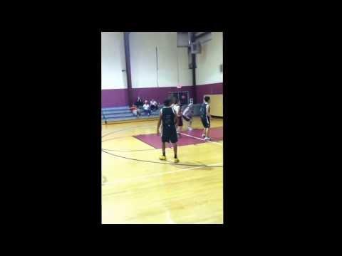 Verde Valley School vs Oak Creek Ranch School - Yavapai Nation Gym 12/17/13