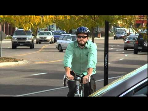 view Bicycle Broadside Crashes (1 min) video