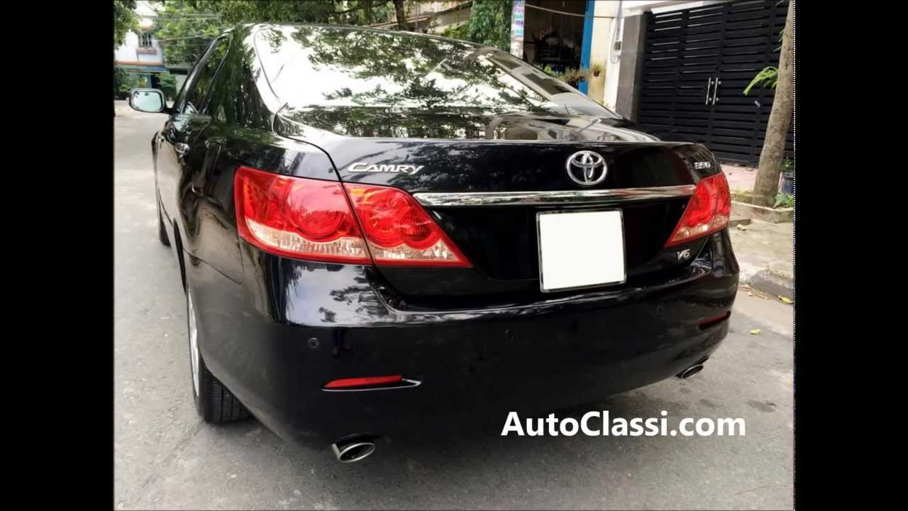 t toyota camry 3 5q at 2008 toyota camry 2008 t c 870 tri u youtube. Black Bedroom Furniture Sets. Home Design Ideas