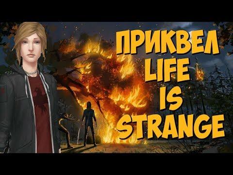 Приквел LIFE IS STRANGE . Слух или правда? (life is strange: before the storm)