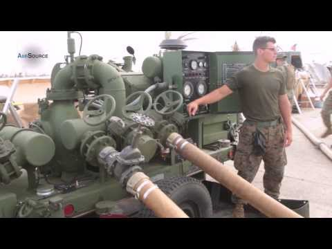 Marine Conducting Forward Arming and Refueling Point (FARP) Operations