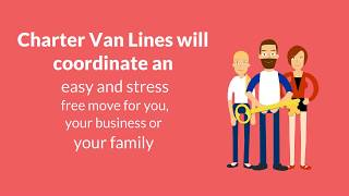 Moving and Storage Service | Charter Van Lines | Florida