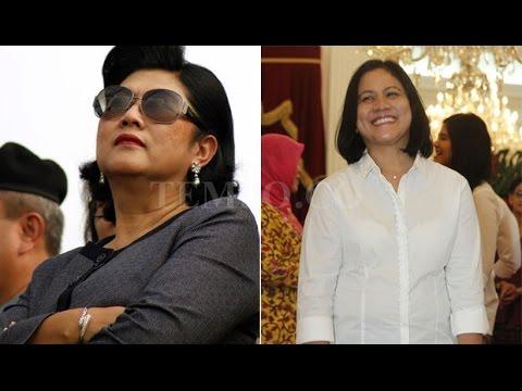 Melihat Gaya Berpakaian Ani Yudhoyono dan Iriana Joko Widodo