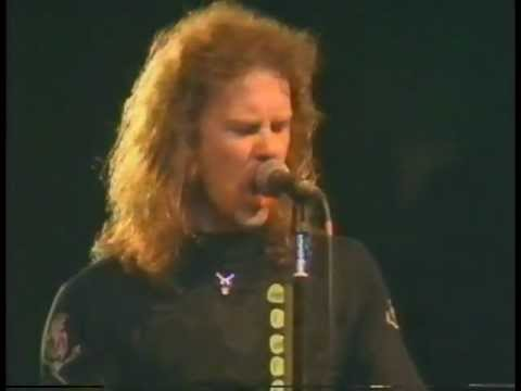 Metallica - Of Wolf And Man - 1993.03.01 Mexico...